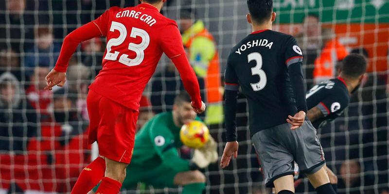 Lig Kupası'nda ilk finalist Southampton