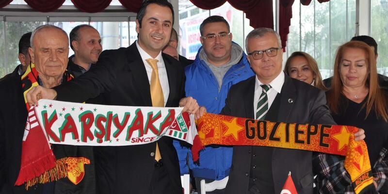 İzmir'in iki yakası Körfez Geçişi Projesi için birleşti