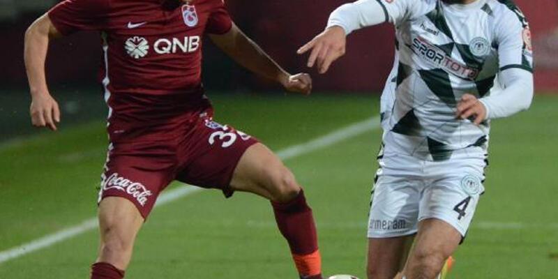 Trabzonspor kazanarak veda etti