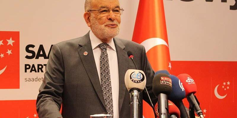 Temel Karamollaoğlu, Erbakan üzerinden 'vazgeçin' mesajı verdi