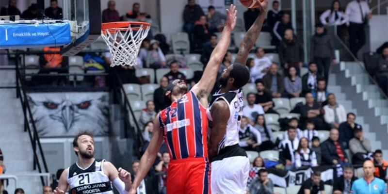 Beşiktaş 41 sayı fark attı