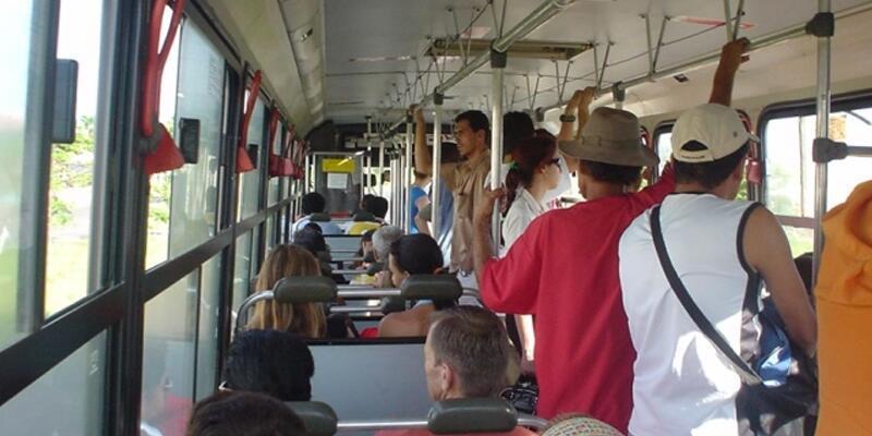 """Otobüslerde """"Gizli Yolcu Araştırması"""" projesi"""
