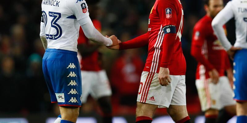 İngiltere FA Cup: Manchester United zorlanmadı
