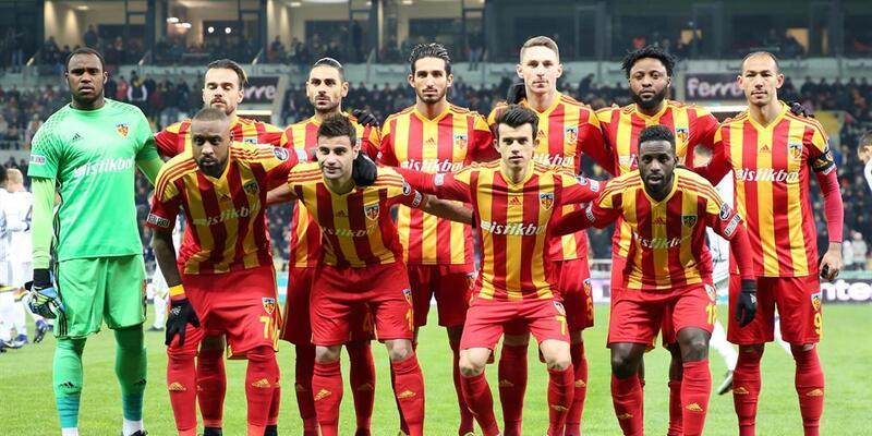Kayserispor 18 golünün 7'sini Fenerbahçe'ye attı