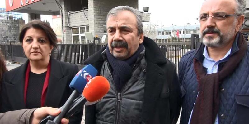 Sırrı Süreyya Önder: Ahmet Türk için merhamet istemiyoruz