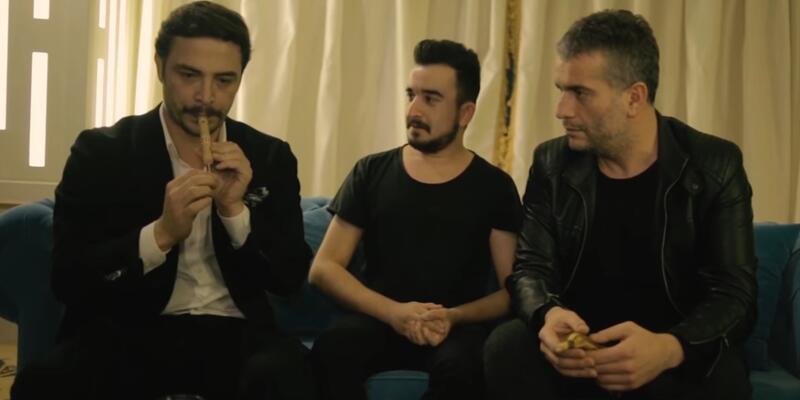 Halil Söyletmez, Ahmet Kural ve Murat Cemcir'den aşık atışması