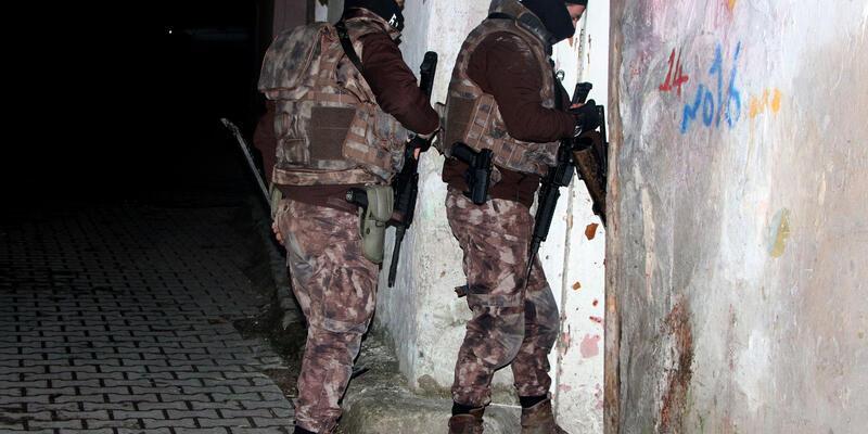 Aydın'da PKK'ya operasyon: 10 gözaltı