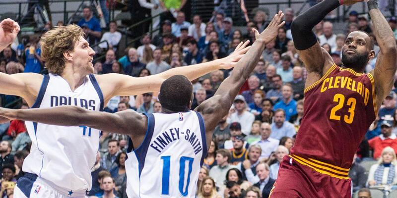 Cleveland Cavaliers'ın düşüşü sürüyor