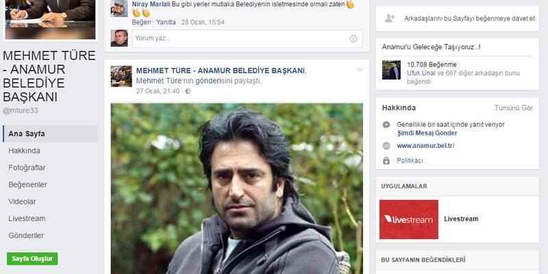 Mersin'de Mahsun Kırmızıgül filmi yasağı