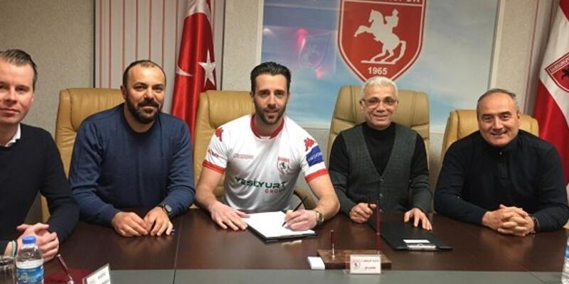 Samsunspor'dan üç transfer birden