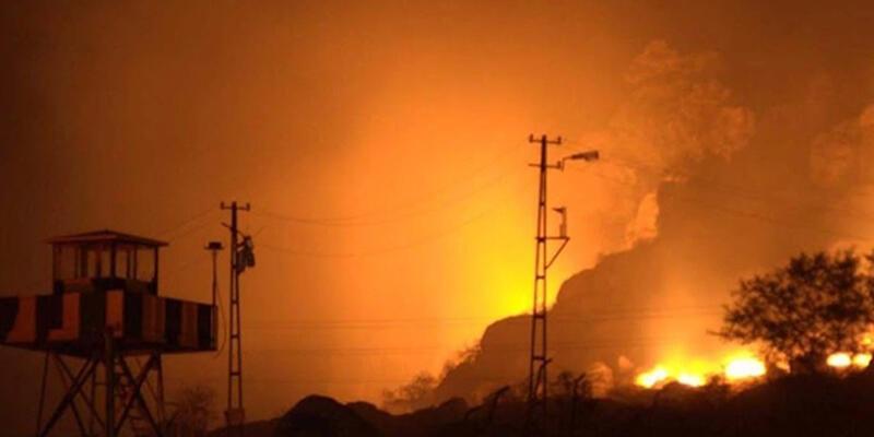 Afyon'daki cephanelik patlamasında FETÖ izi araştırılacak