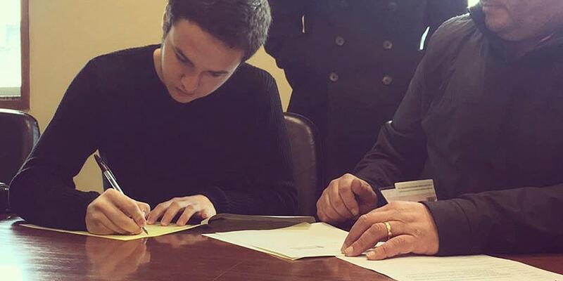 Berkant Şahin Kök Paços Ferreira'ya transfer oldu