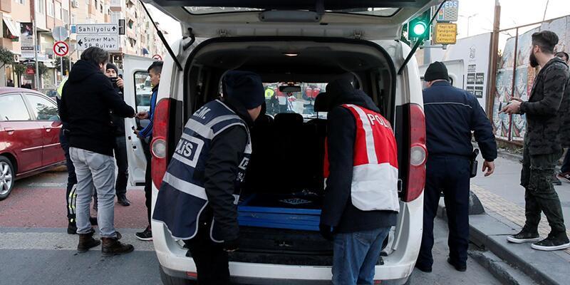İstanbul'da göçmen operasyonu