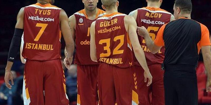 Galatasaray'ın konuğu Panathinaikos
