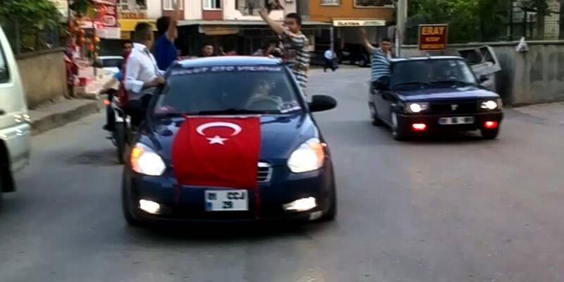 Afyon'da şehir magandası polis tarafından yakalandı