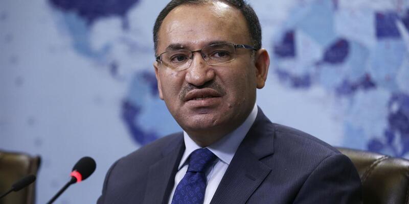 Adalet Bakanı Bozdağ'dan 'işkence' açıklaması