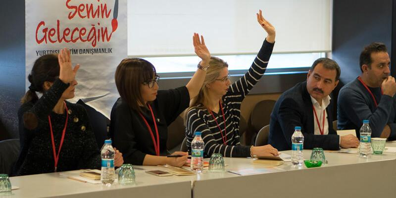 İstanbul, Finlandiya'dan eğitimcileri ağırladı