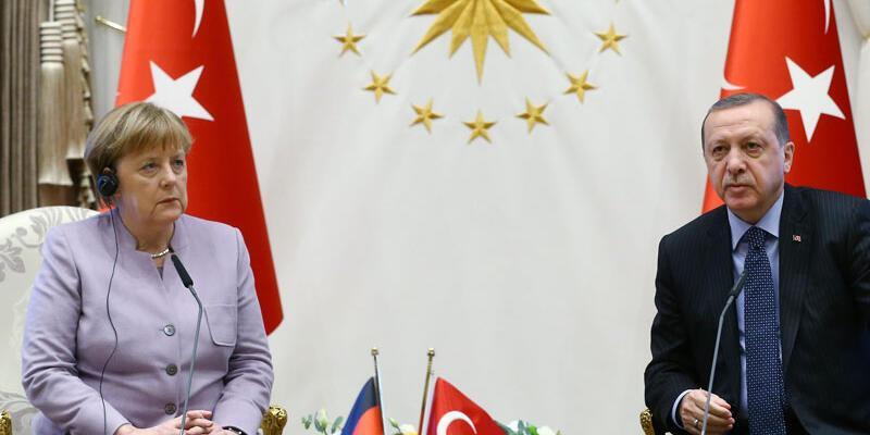 Erdoğan ile Merkel görüşmesinin perde arkası