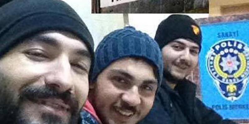 'Hayır' afişi yapıştıran 3 kişi gözaltında