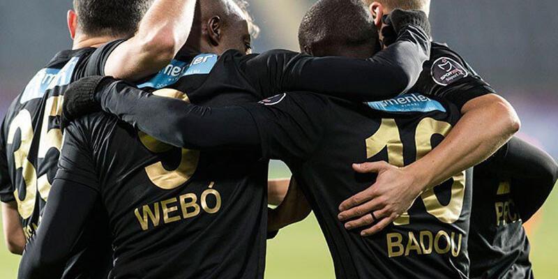 Osmanlıspor'un UEFA Avrupa Ligi kadrosu