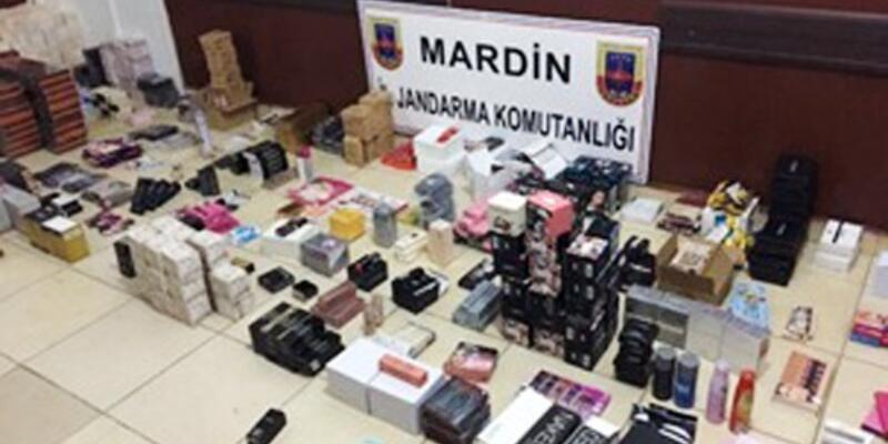 Mardin'de 720 adet uyuşturucu hap bulundu