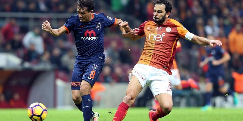 Başakşehir - Galatasaray maçı muhtemel 11'leri