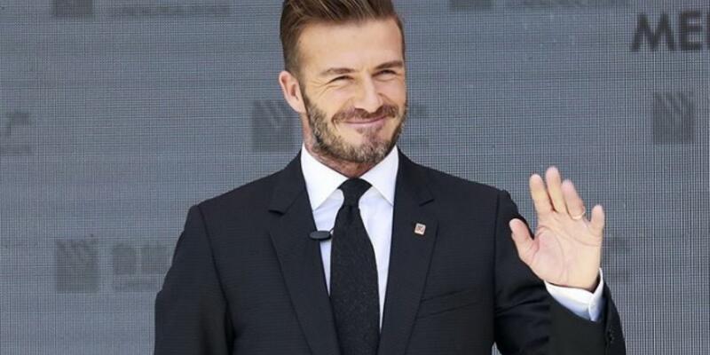 David Beckham'ın 'çirkinleştiği' anlar