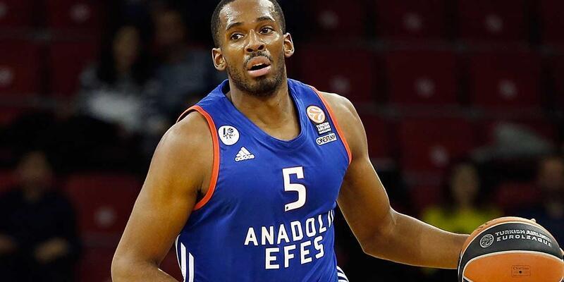 Euroleague'de haftanın MVP'si Efes'ten