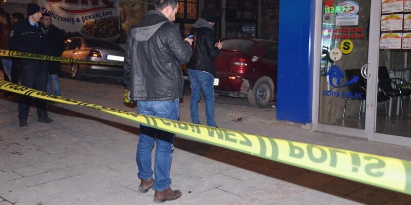 Malatya'da silahlı saldırı