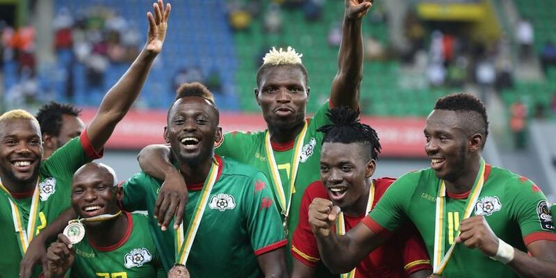 Afrika Uluslar Kupası: Kayserisporlu Traore Burkina Faso'yu 3. yaptı