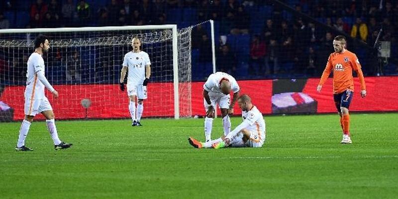 Galatasaray'dan Sneijder ve Selçuk İnan açıklaması