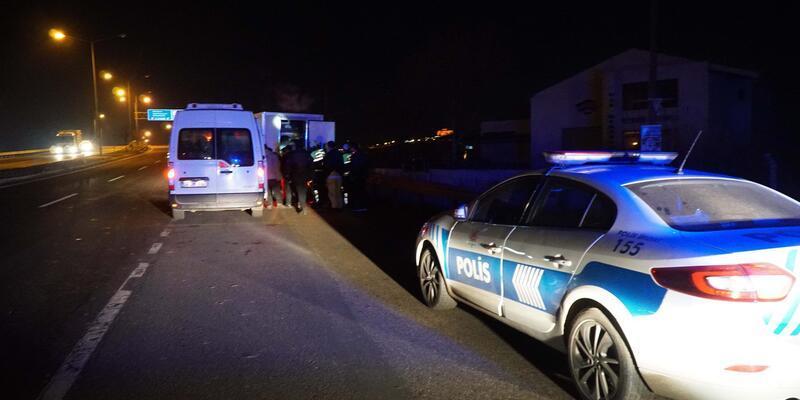 Tekirdağ'da 25 sığınmacı yakalandı