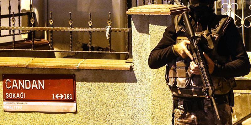 Siirt merkezli 18 ilde FETÖ operasyonu: 35 gözaltı