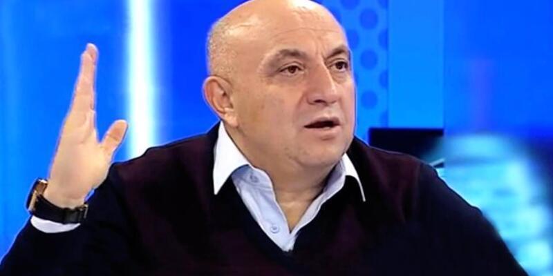 Sinan Engin:  4 futbolcu soyunma odasında yumruk yumruğa kavga etti