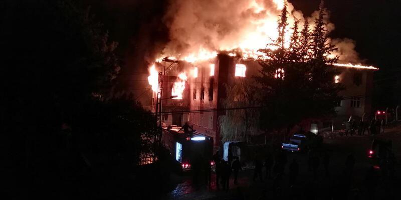 Son dakika Aladağ'daki yurt yangınıyla ilgili tahliye edilen yöneticiler yeniden tutuklandı