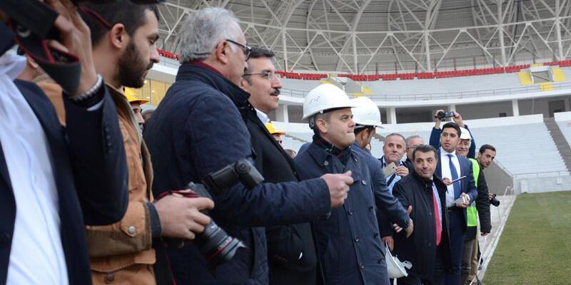 Yeni statla ilgili Evkur Yeni Malatyaspor'a kötü haber