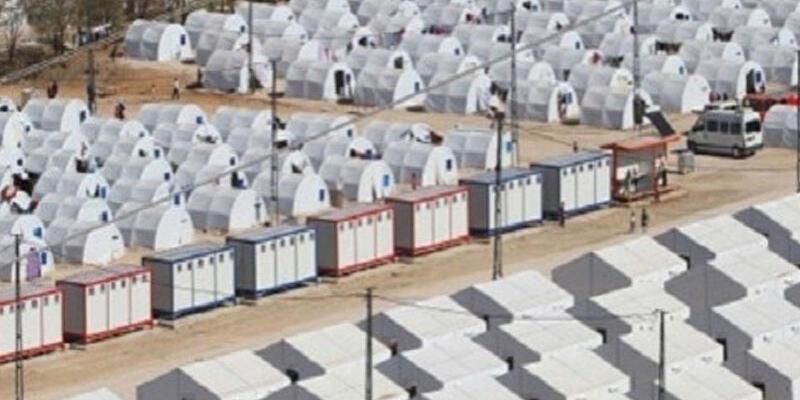 Çadır kentte DEAŞ'lı terörist yakalandı