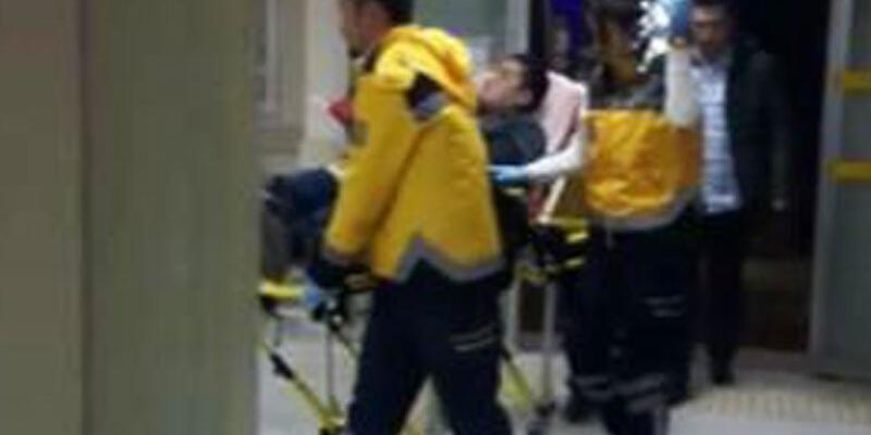 Maden ocağındaki kazada Çinli işçi yaralandı