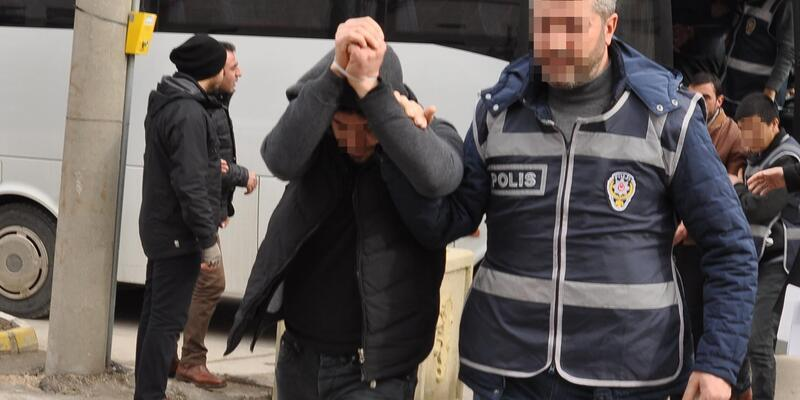 Eskişehir'de gözaltına alınan Fetih El Şam Cephesi örgütü şüphelileri serbest