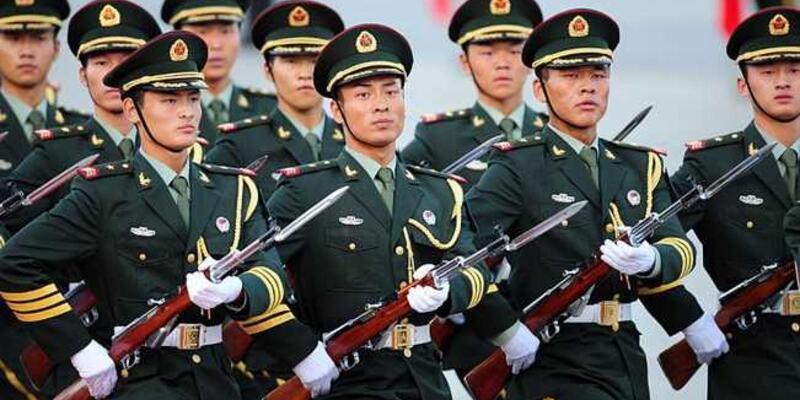 Çin ordusu: Korkmuyoruz, ABD kendi iç işlerine baksın