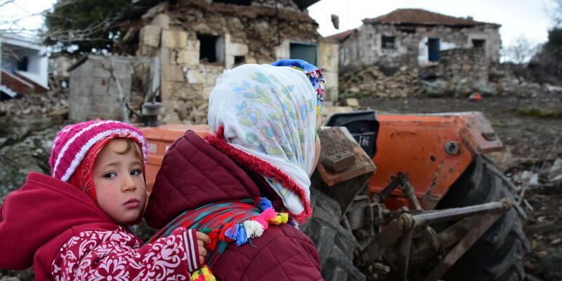 Çanakkale'de yine deprem