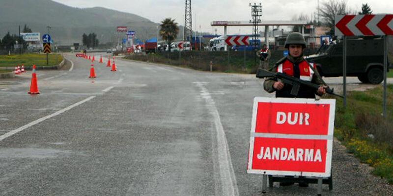 Bombalı eylem için çalınan araç Diyarbakır'da yakalandı