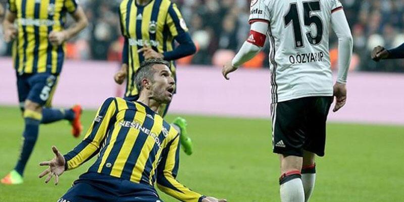 Beşiktaş Robin Van Persie'den şikayetçi oldu