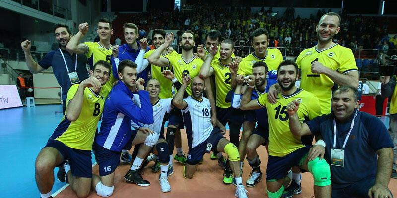 Fenerbahçe Arkas Spor'u rahat geçti