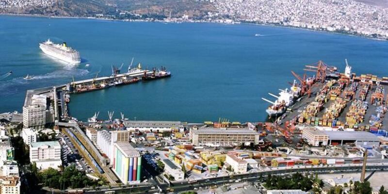 İzmir Limanı Varlık Fonu'na devredildi.