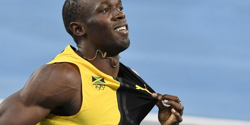 Usain Bolt bildiğiniz gibi