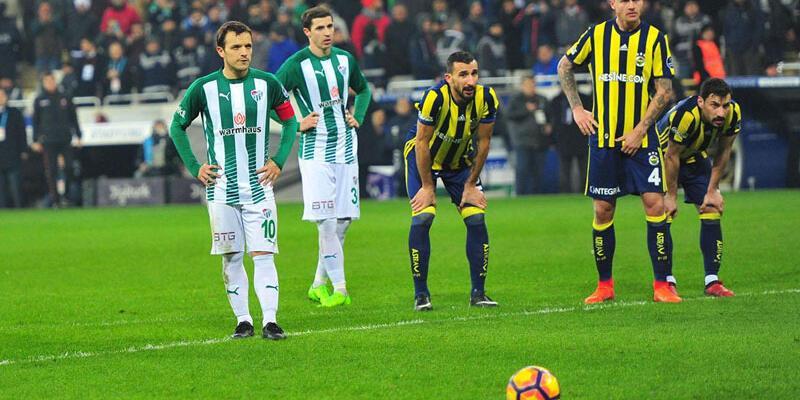 Fenerbahçe'nin penaltı isyanı