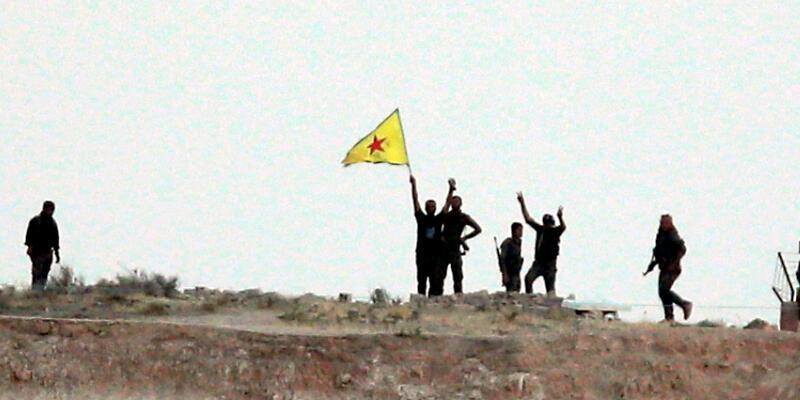 Anlaştılar PYD Esad bayrağı çekecek