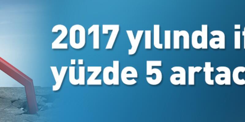 2017 yılında iflaslar artacak