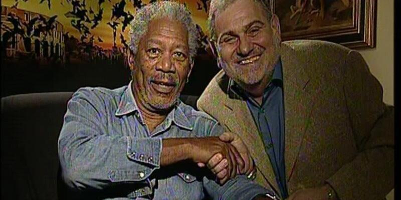 Morgan Freeman ve THY